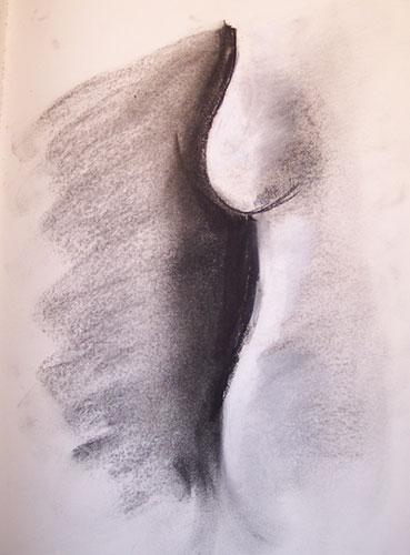 Curves in a sketchbook