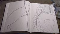 sketchbook contour
